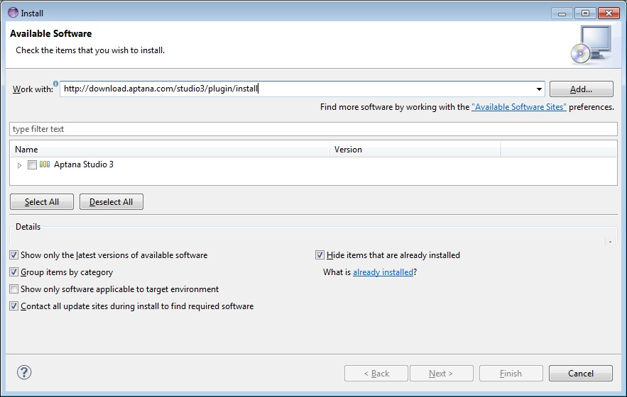 Eclipse_Available_Software